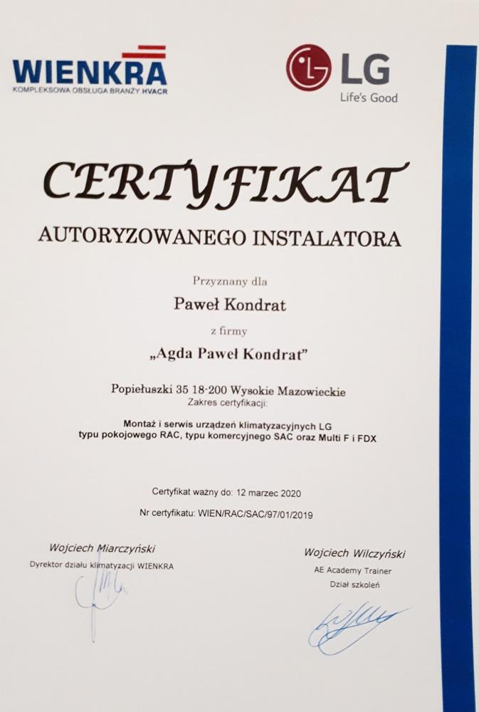 Certyfikat-Wienkra